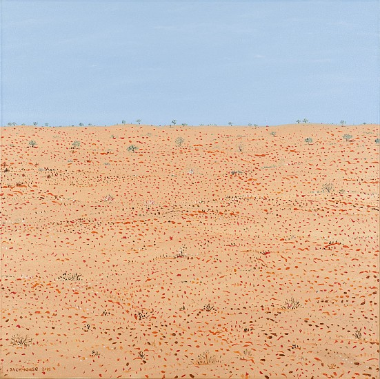 BRUCE BACKHOUSE, The Dunes,Tswalu 2019, OIL  ON CANVAS